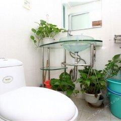 Отель Migrant Bird Hotel (Huanggang Port Branch) Китай, Гонконг - отзывы, цены и фото номеров - забронировать отель Migrant Bird Hotel (Huanggang Port Branch) онлайн ванная фото 2