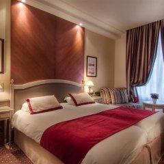 Отель Best Western Premier Trocadero La Tour Париж комната для гостей