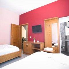 Отель Akropoli Hotel Албания, Голем - отзывы, цены и фото номеров - забронировать отель Akropoli Hotel онлайн комната для гостей фото 3