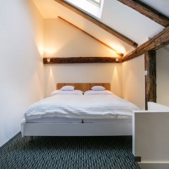 Отель At The Blue Duckling Чехия, Прага - отзывы, цены и фото номеров - забронировать отель At The Blue Duckling онлайн комната для гостей фото 5