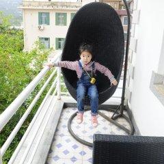 Отель Xiamen 58Haili Seaview Villa Китай, Сямынь - отзывы, цены и фото номеров - забронировать отель Xiamen 58Haili Seaview Villa онлайн фитнесс-зал