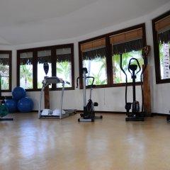 Отель Le Meridien Bora Bora фитнесс-зал