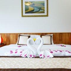 Отель Lama Homestay Hoi An комната для гостей