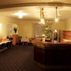 Отель Green Apple гостиничный бар