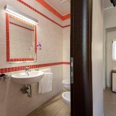 Отель Buonarroti Suite Италия, Рим - отзывы, цены и фото номеров - забронировать отель Buonarroti Suite онлайн ванная