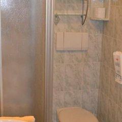 Отель Pension Talblick Горнолыжный курорт Ортлер ванная