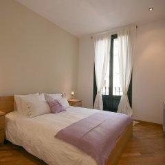 Апартаменты Midtown Luxury Apartments Барселона комната для гостей фото 3
