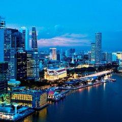 The Fullerton Bay Hotel Singapore фото 3