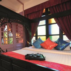 Shanghai Mansion Bangkok Hotel 4* Стандартный номер с различными типами кроватей фото 4