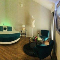 Отель Marina Centro Suite Римини комната для гостей фото 5