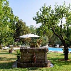 Отель Villa Vignacce Синалунга бассейн
