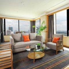 Отель Renaissance Riverside Hotel Saigon Вьетнам, Хошимин - отзывы, цены и фото номеров - забронировать отель Renaissance Riverside Hotel Saigon онлайн комната для гостей фото 3