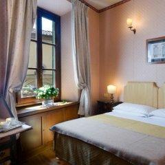 Отель Hermitage Италия, Флоренция - 1 отзыв об отеле, цены и фото номеров - забронировать отель Hermitage онлайн комната для гостей фото 4