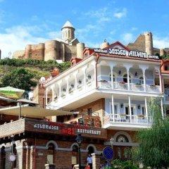 Отель Aivani Old Tbilisi Грузия, Тбилиси - отзывы, цены и фото номеров - забронировать отель Aivani Old Tbilisi онлайн приотельная территория