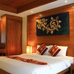 Отель Honey Resort 3* Номер Делюкс разные типы кроватей фото 6