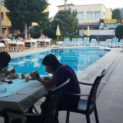 Отель Zara бассейн фото 2