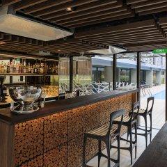 Отель SILA Urban Living гостиничный бар