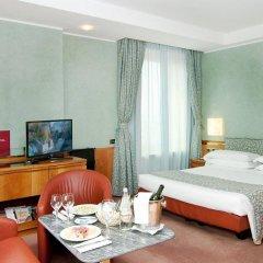 Michelangelo Hotel Милан комната для гостей фото 4