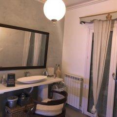 Отель Luxury Apartment Sea View Garden Parking Греция, Корфу - отзывы, цены и фото номеров - забронировать отель Luxury Apartment Sea View Garden Parking онлайн ванная фото 2