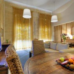 Отель Palazzo Capua Мальта, Слима - отзывы, цены и фото номеров - забронировать отель Palazzo Capua онлайн комната для гостей фото 5