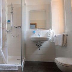 Отель PrivatHotel Probst Германия, Нюрнберг - отзывы, цены и фото номеров - забронировать отель PrivatHotel Probst онлайн ванная