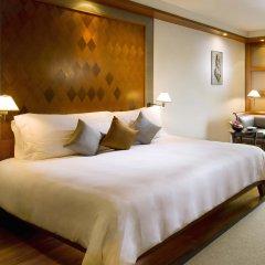 Отель The Sukhothai Bangkok 5* Студия Делюкс с различными типами кроватей фото 6