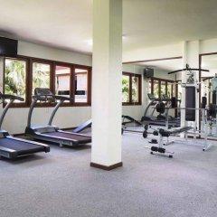 Отель White Rose Kuta Resort, Villas & Spa фитнесс-зал