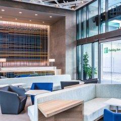 Отель Holiday Inn Express Bangkok Soi Soonvijai интерьер отеля фото 3