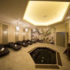 Отель Golden Palace Boutique сауна