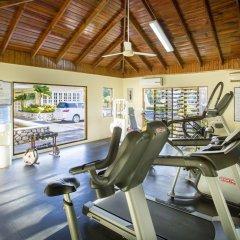 Отель Rooms on the Beach Negril фитнесс-зал