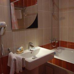 Отель Баккара Ярославль ванная