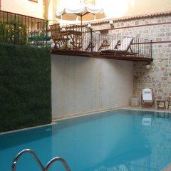 Mediterra Art Hotel Турция, Анталья - 4 отзыва об отеле, цены и фото номеров - забронировать отель Mediterra Art Hotel онлайн бассейн фото 2