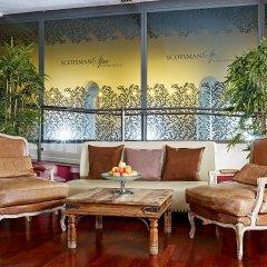 Отель SCOTSMAN Эдинбург интерьер отеля фото 3