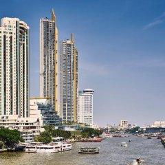 Отель The Peninsula Bangkok Таиланд, Бангкок - 1 отзыв об отеле, цены и фото номеров - забронировать отель The Peninsula Bangkok онлайн пляж