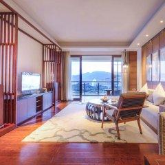 Отель Haitang Bay Gloria Sanya E-Block комната для гостей фото 5
