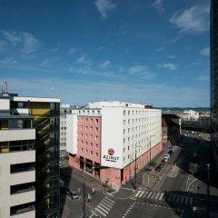 Azimut Hotel Vienna Вена балкон