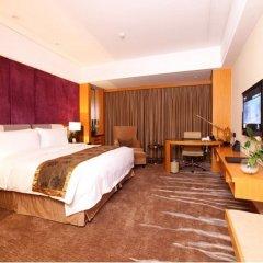 Отель Days Hotel & Suites Mingfa Xiamen Китай, Сямынь - отзывы, цены и фото номеров - забронировать отель Days Hotel & Suites Mingfa Xiamen онлайн комната для гостей фото 2
