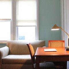Отель International House - NYC США, Джерси - отзывы, цены и фото номеров - забронировать отель International House - NYC онлайн комната для гостей фото 3