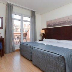 Hotel Ganivet комната для гостей фото 8