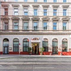 Отель Theaterhotel Wien вид на фасад фото 3