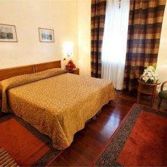 Отель Bettoja Mediterraneo 4* Стандартный номер с различными типами кроватей фото 10