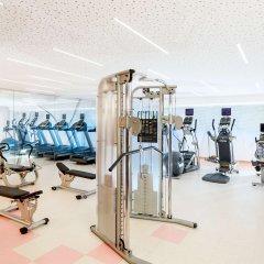 Отель nhow Berlin фитнесс-зал фото 2