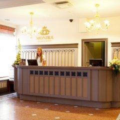 Отель Monika Centrum Hotels Латвия, Рига - - забронировать отель Monika Centrum Hotels, цены и фото номеров интерьер отеля фото 3