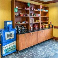 Отель Comfort Suites Manassas Battlefield Park развлечения