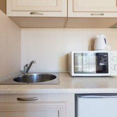 Апартаменты Cosy Studio with Kitchen & Balcony в номере