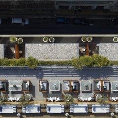 Отель FRESH Афины приотельная территория