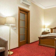 Парк-отель Сосновый Бор 4* Стандартный номер разные типы кроватей фото 39
