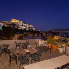 Acropolis View Hotel Афины бассейн