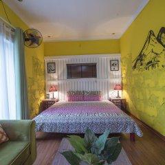 Отель Pham's House Nam Ngu комната для гостей