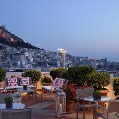Отель Athens Zafolia Hotel Греция, Афины - 1 отзыв об отеле, цены и фото номеров - забронировать отель Athens Zafolia Hotel онлайн фото 8